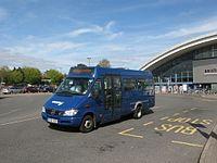 Bristol Parkway station - Wessex 20024 (BX04MZV).jpg