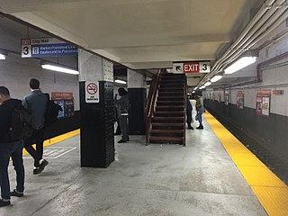 City Hall station (SEPTA) Rapid transit station in Philadelphia