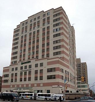 Bronx-Lebanon Hospital Center - Image: Bronxcare Bx Leb jeh
