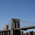 Brooklyn Bridge, Manhattan Side.jpg