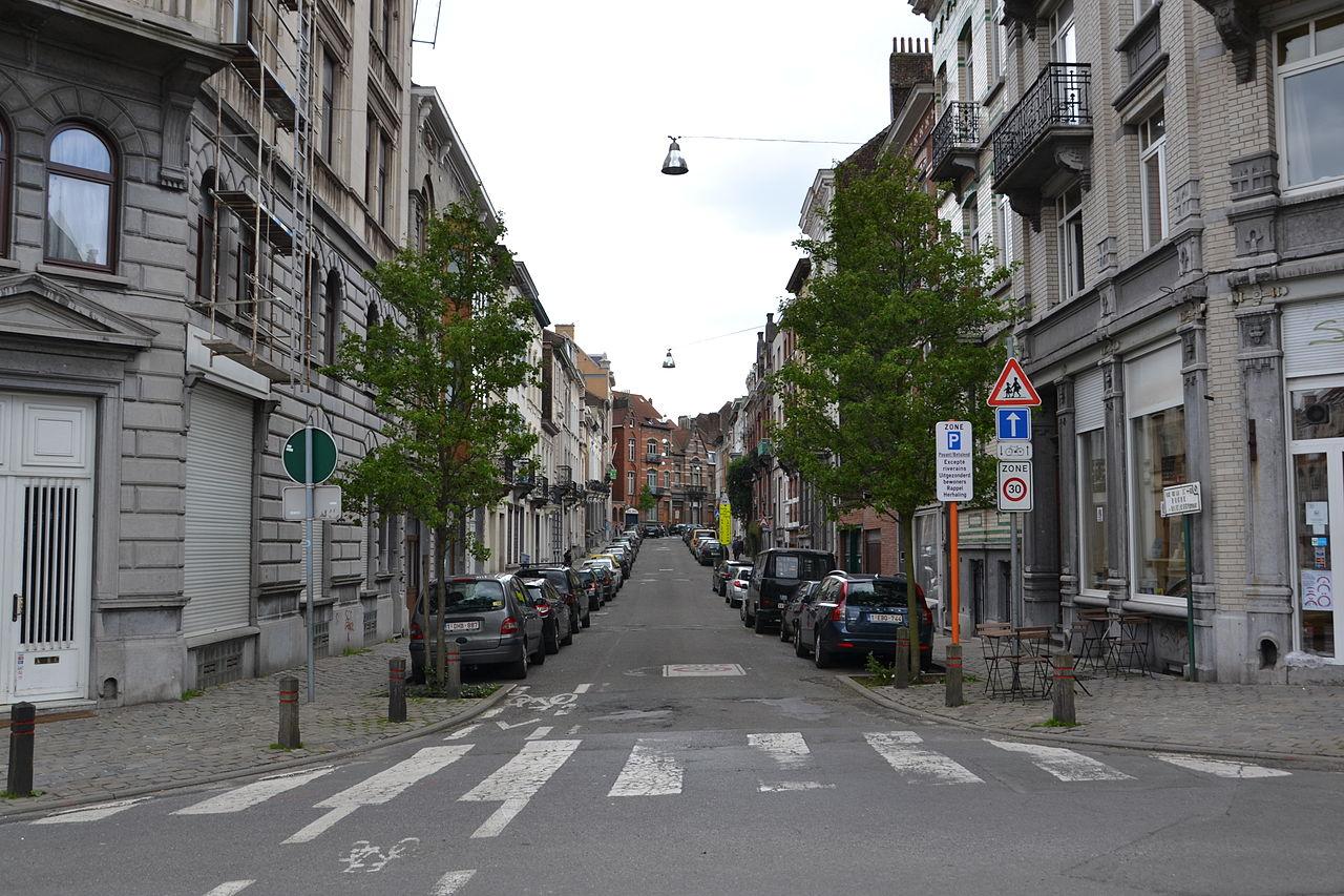 Rue De Paris Ville De Rennes