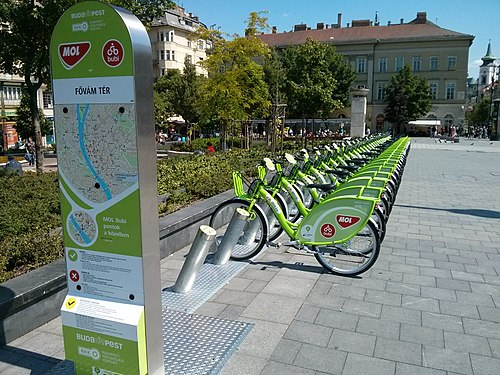 Thumbnail from Budapest Bike