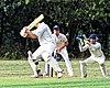 Buckhurst Hill CC v Dodgers CC at Buckhurst Hill, Essex, England 3.jpg