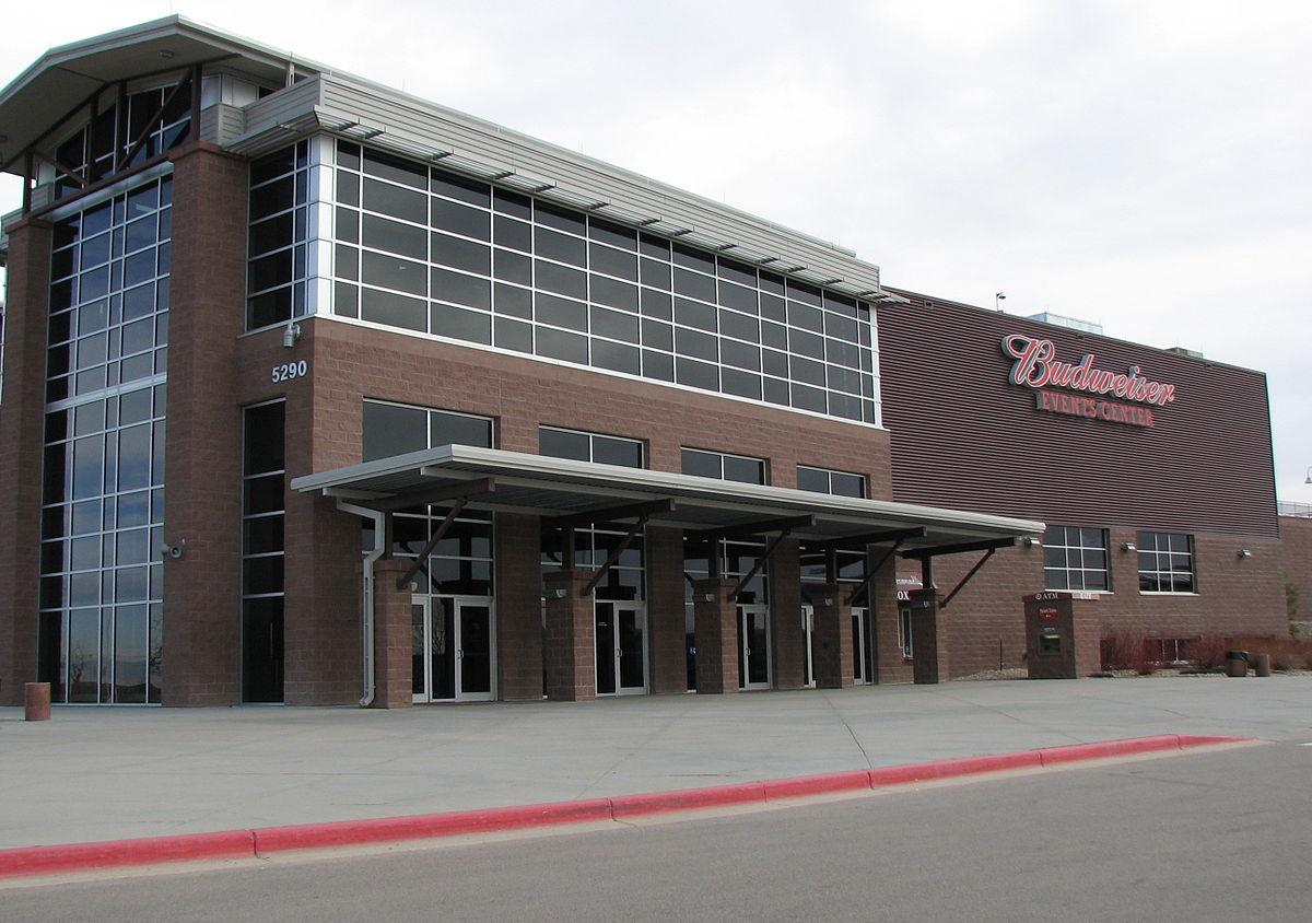 Budweiser Events Center Wikipedia