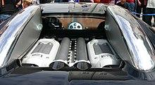 Il motore W16