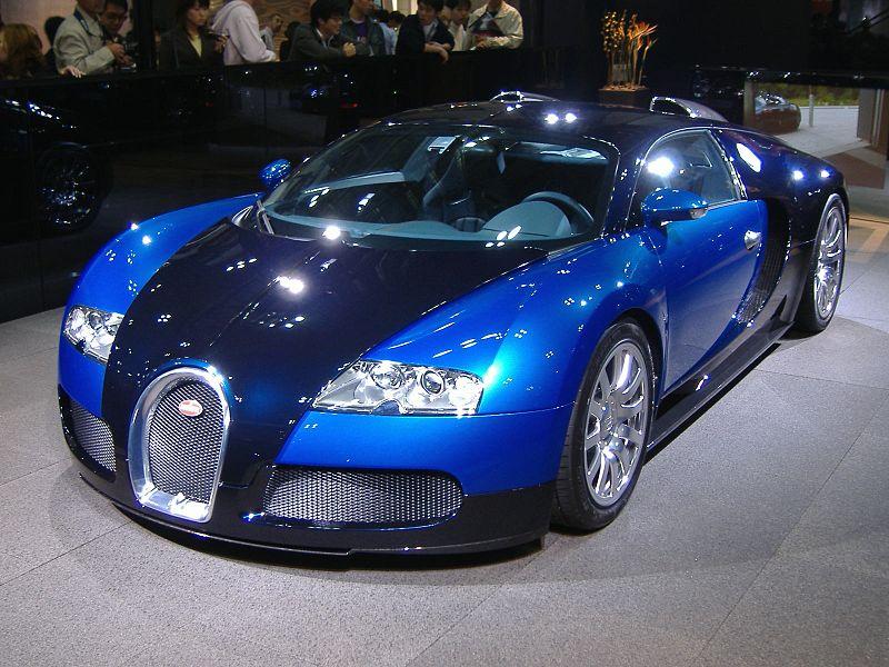 File:Bugatti veyron in Tokyo.jpg