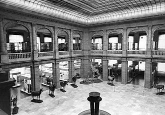 Museum Koenig - The museum in 1962.