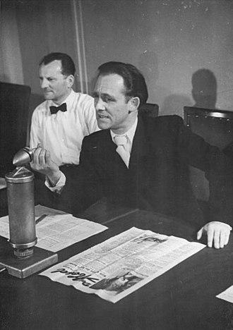 Hermann Henselmann - Hermann Henselmann (1949)