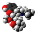 Buprenorphine molecule from xtal spacefill.png