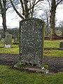 Buried 122 years apart - geograph.org.uk - 1721476.jpg