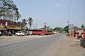 Bus Stop - Indian National Highway 34 - Krishnanagar - Nadia 2013-03-23 7042.JPG