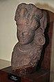 Bust of Ardhanarishvara - Late Gupta Period - ACCN 15-772 - Government Museum - Mathura 2013-02-23 5422.JPG