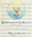 Càntico para la Sagda. Comunión Ramon Currià.png