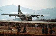 C-123K ROKAF Team Spirit 1989