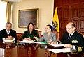CANCILLER ESPINOSA MANIFIESTA POSICIÓN DE ECUADOR FRENTE A EXPERIMENTO EN OCÈANO PACÍFICO ECUATORIAL. 02 .10.07 (1478059830).jpg
