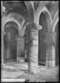 CH-NB - Romainmôtier, Abbatiale, Narthex, vue partielle intérieure - Collection Max van Berchem - EAD-7497.tif