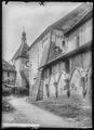 CH-NB - Romainmôtier, Abbatiale, vue partielle - Collection Max van Berchem - EAD-7456.tif