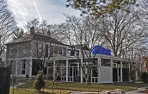 Charles M. Goodman - Image: CHARLES M. GOODMAN HOUSE, ALEXANDRIA, VIRGINIA