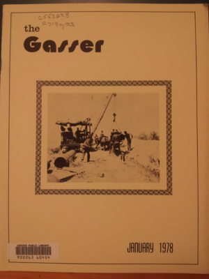 Colorado Interstate Gas - CIG The Gasser