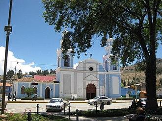 Concepción, Junín - Image: CONCEPCION 1