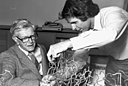CSIRO ScienceImage 2005 Peter Colman and Frank Macfarlane Burnet.jpg