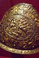 Cabasset Steel embossed and damascened with gold and silver Italian Milan 1575-1580 CE (1) (664749118).jpg