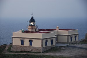 Cabo Prior Lighthouse - Cabo Prior Lighthouse in 2017