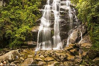 Itatiaia - Waterfall véu de noiva, Itatiaia National Park