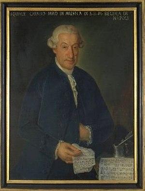 Pasquale Cafaro - Pasquale Cafaro (1779)