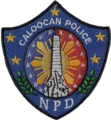 Caloocan City Police Department Patch.png
