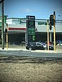 Caltex Woolworths Petrol Station From Curb-side in 2020.jpg