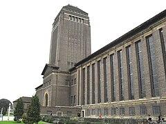 Az egyetemi főkönyvtár