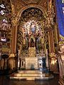 Camarín de María Auxiliadora-Basílica María Auxiliadora y San Carlos.JPG