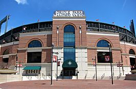 Camden Yards entrance.JPG