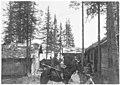 Campement dans les bois du mont Zebio - Médiathèque de l'architecture et du patrimoine - AP62T104617.jpg