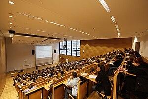 Goethe University Frankfurt - Campus Westend
