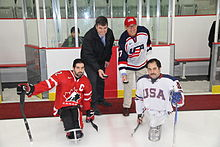 Canada-USA Sledge Hockey Match.jpg