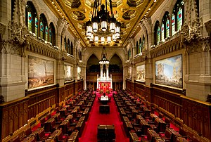 Crossbencher - The Canadian Senate