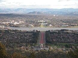 Canberra – Veduta