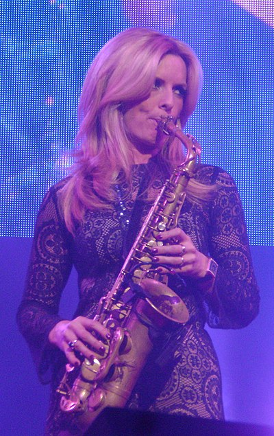 Picture of a band or musician: Candy Dulfer