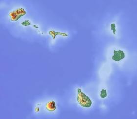 Pico do Fogo befindet sich in Kap Verde