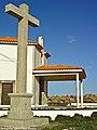 Capela de São João - Praia de Paramos - Portugal (4697134735).jpg