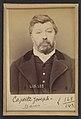 Capette. Joseph, Désiré. 56 ans, né à Paris VI. Maroquinier. Anarchiste. 7-3-94. MET DP290252.jpg