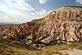Cappadocia Mount Aktepe 3 Wikimedia Commons.JPG