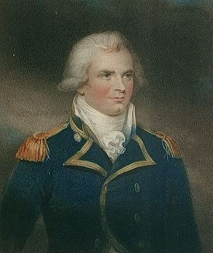 HMS Glatton (1795) - Captain Sir Henry Trollope