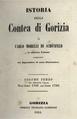 Carlo Morelli di Schönfeld - Istoria della Contea di Gorizia - book 3.pdf
