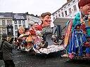 Carnaval Aalst 2010-praalwagen