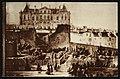 Carte postale - Meudon - Le Château de Meudon au XVIIIè siècle - Reproduction d'un dessin de Meunié.jpg