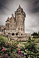 Casa Loma from the garden in August 2009.jpg