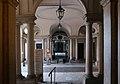 Casale monferrato, palazzo gozzani di san giorgio, cortili al piano terra 01.jpg